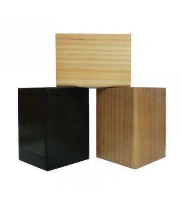 Comprar Caja de madera para 2 botellas