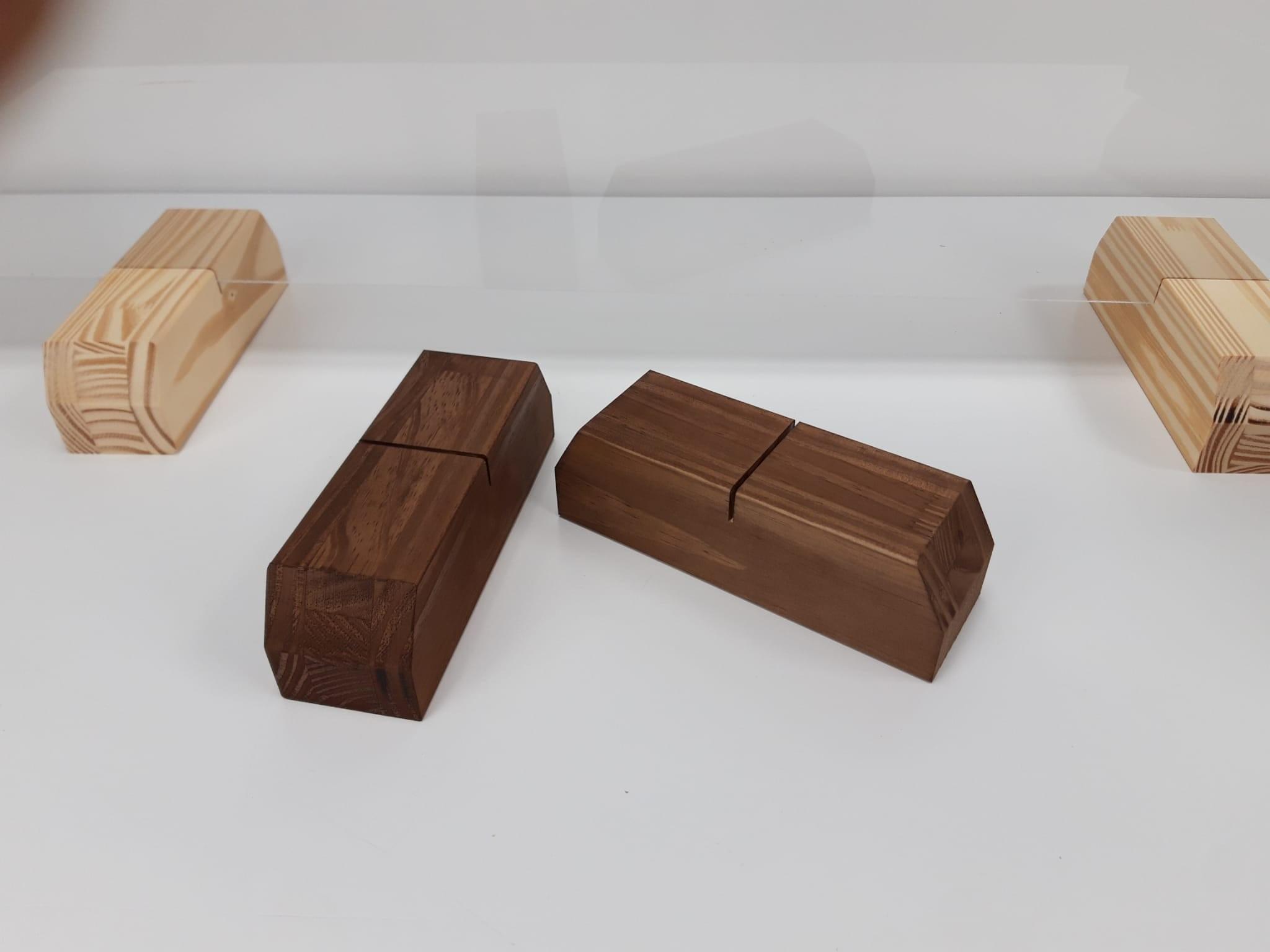 comprar caja de madera con tapa corredera alistonada botellas