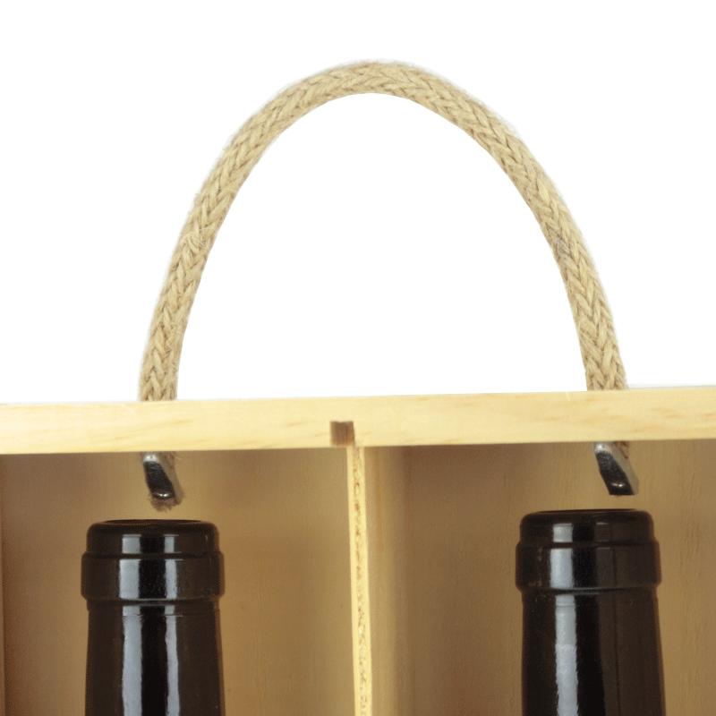 Cajitas de madera caja de madera antigva degusta como - Cajas de madera para botellas ...