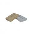 Taco de madera para fotografías -9cm