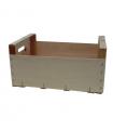 Cajas de madera de fruta de contrachapado medianas