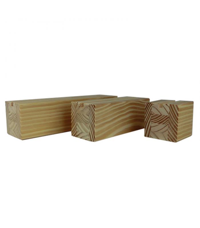 Comprar Jardinera de madera Cuadrada